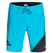 Quiksilver New Wave Board Shorts, Hawaiian Ocean, medium