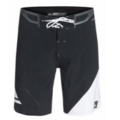 Quiksilver New Wave Board Shorts, Anthracite, medium