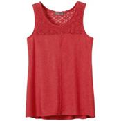 Prana Cassi Womens Tank Top, Sunwashed Red, medium