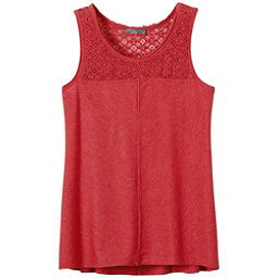 Prana Cassi Womens Tank Top, Sunwashed Red, 256