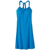 Prana Quinn Womens Dress, Electro Blue, medium