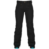 Bonfire Heavenly Womens Snowboard Pants, Black, medium