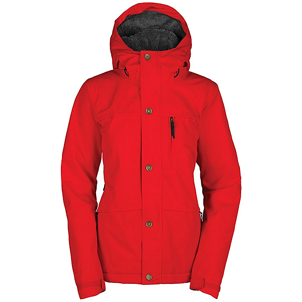 Bonfire Madison Womens Insulated Snowboard Jacket, , 600