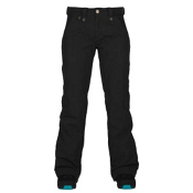 Bonfire Remy Womens Snowboard Pants, Black, medium