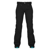 Bonfire Remy Womens Snowboard Pants, Black, medium