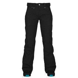 Bonfire Remy Womens Snowboard Pants, Black, 256