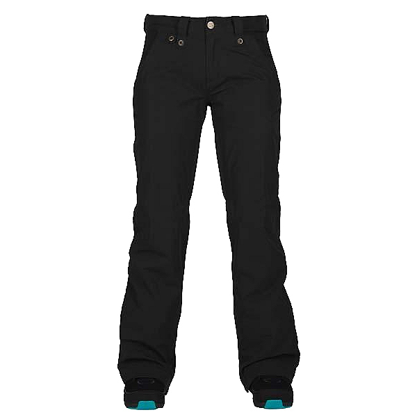 Bonfire Remy Womens Snowboard Pants, Black, 600