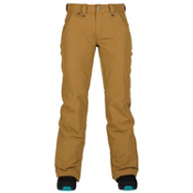 Bonfire Remy Womens Snowboard Pants, Driftwood, medium