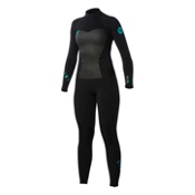 Roxy 3/2mm Syncro Full Womens Full Wetsuit 2015, Black, medium