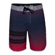 Hurley Phantom Block Party Destroy Board Shorts, Midnight Navy, medium