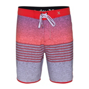 Hurley Phantom Flight Board Shorts, Daring Red, medium
