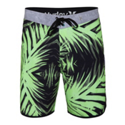 Hurley Phantom Surface 2 Board Shorts, Flash Lime, medium