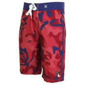 Hurley Phantom Assault Board Shorts, Midnight Navy, medium