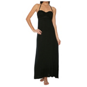 Body Glove Maxie Dress Bathing Suit Cover Up, Black, medium