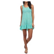 Body Glove Ariel Dress Bathing Suit Cover Up, Lagoon, medium