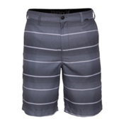 Hurley Mariner Latitude Boardwalk Board Shorts, Cool Grey, medium