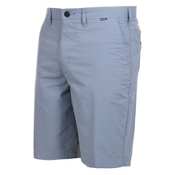 Hurley Dri-Fit Chino 22 Inch Mens Shorts, Cool Grey, medium