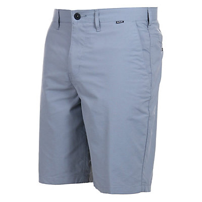 Hurley Dri-Fit Chino 22 Inch Shorts, Cool Grey, viewer