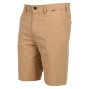 Hurley Dri-Fit Chino 22 Inch Shorts, Khaki, medium