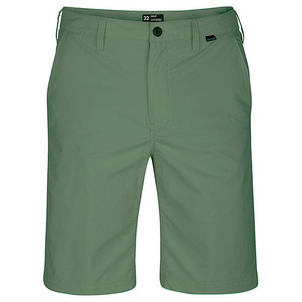Hurley Dri-Fit Chino 22 Inch Mens Hybrid Shorts, Palm Green, 600