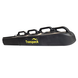 Transpack Hard Case Shuttle Ski Bag 2018, Black-Yellow, 256
