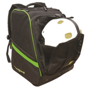 Transpack Boot Vault Pro Ski Boot Bag, Black-Lime Electric, medium