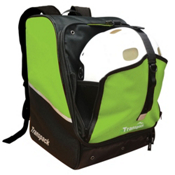 Transpack Boot Vault LT Ski Boot Bag, Lime, medium