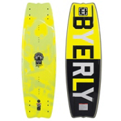 Byerly Blunt Wakeboard, Yellow, medium