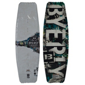 Byerly Conspiracy Wakeboard, Black, medium