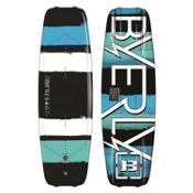 Byerly Monarch Wakeboard, Black, medium