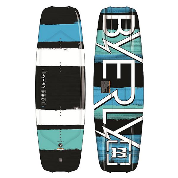 Byerly Monarch Wakeboard, Black, 600