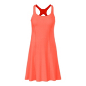 The North Face Cypress Knit Dress, Emberglow Orange, medium