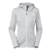 The North Face Rosette Hoodie W, High Rise Grey Heather, medium