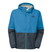 The North Face Allabout Mens Jacket, Heron Blue-Outer Space Blue, medium