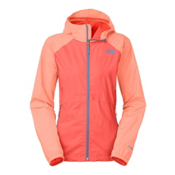 The North Face Allabout Womens Jacket, Emberglow Orange-Punch Orange, medium
