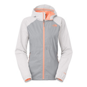 The North Face Allabout Womens Jacket, Mid Grey-High Rise Grey, medium