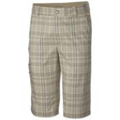 Columbia Cool Creek Plaid Shorts, Tusk-Kettle Plaid, medium