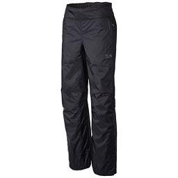 Mountain Hardwear Plasmic Mens Pants, Black, 256