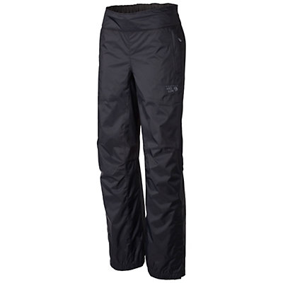 Mountain Hardwear Plasmic Mens Pants, Black, viewer