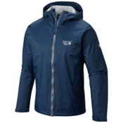 Mountain Hardwear Plasmic Ion Mens Jacket, Hardwear Navy, medium