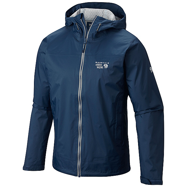 Mountain Hardwear Plasmic Ion Mens Jacket, Hardwear Navy, 600