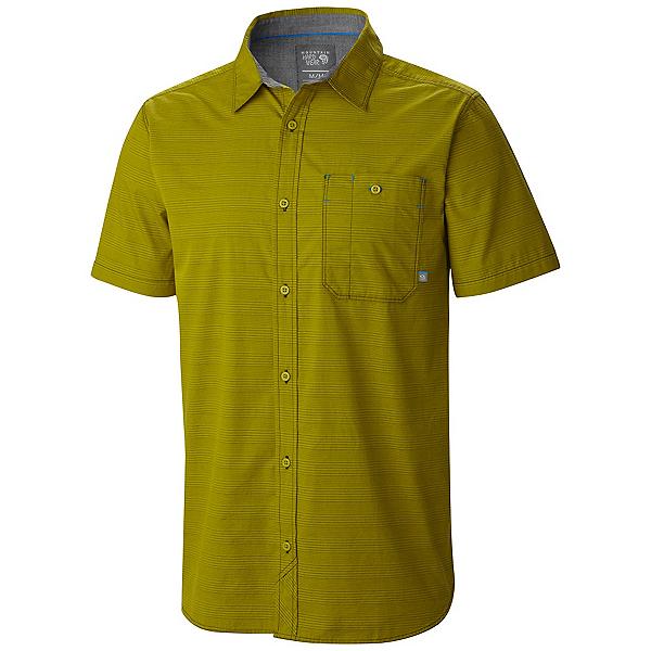 Mountain Hardwear Kotter Stripe Short Sleeve Mens Shirt, , 600