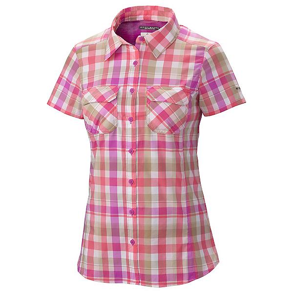 Columbia Saturday Trail III Short Sleeve Womens Shirt, , 600