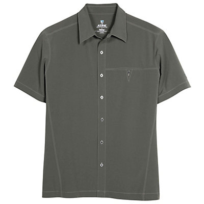 KUHL Renegade Mens Shirt, Desert Sage, viewer