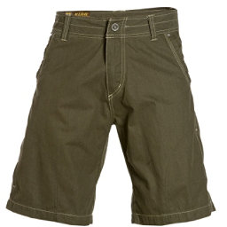 KUHL Rambler 10 Mens Shorts, Gun Metal, 256