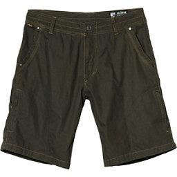 KUHL Rambler 10 Mens Shorts, Espresso, 256