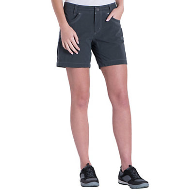 KUHL Splash 5.5 Womens Shorts, Carbon, viewer