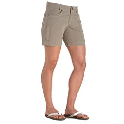 KUHL Splash 5.5 Womens Shorts, Khaki, 256