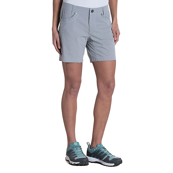 KUHL Splash 5.5 Womens Shorts, Slate, 600