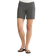 KUHL Mova Womens Shorts, Dark Heather, medium